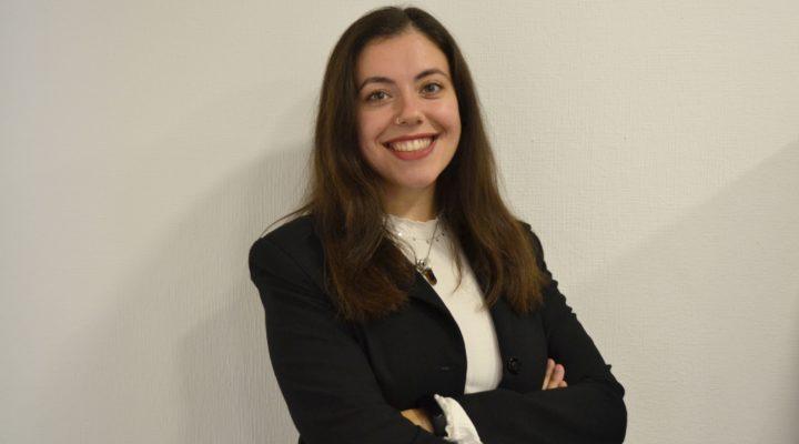 EXPERIENCIAS IMEP | Marina Cornejo, graduada en Publicidad y RRPP y estudiante del Máster en Organización de Eventos, Protocolo y RRII.