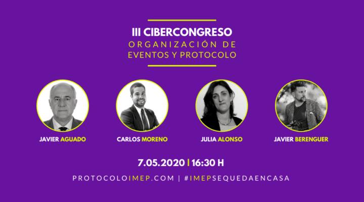 III Cibercongreso en Organización de Eventos y Protocolo