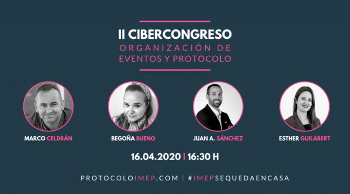 II Cibercongreso en Organización de Eventos y Protocolo