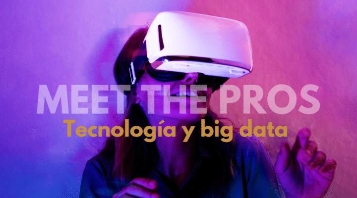 MEET THE PROS ONLINE | Tecnología y big data para Organización de Eventos, Protocolo y Relaciones Institucionales