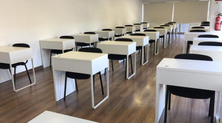 Información sobre las medidas de prevención adoptadas para la reactivación de la actividad docente presencial. Curso 2020/2021.