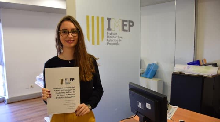 EXPERIENCIAS IMEP | Cristina García, alumna del Experto en Gestión de Eventos Musicales