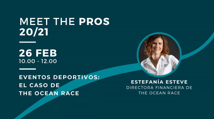 MEET THE PROS | Eventos deportivos: el caso de The Ocean Race