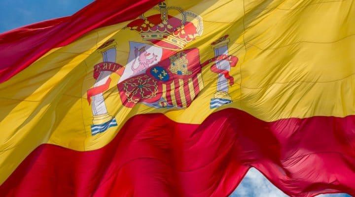 Uso y regulación de la bandera de España
