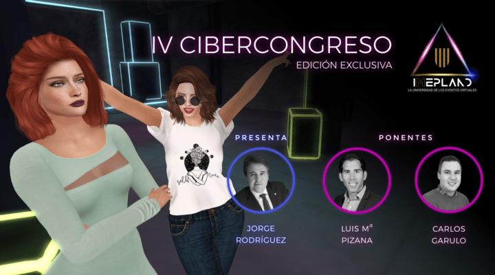 IV Cibercongreso – edición exclusiva – sobre creatividad en eventos
