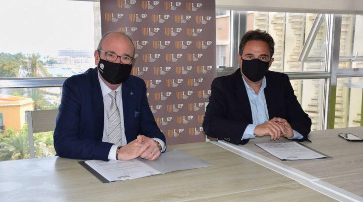 IMEP firma un acuerdo de colaboración con APSA