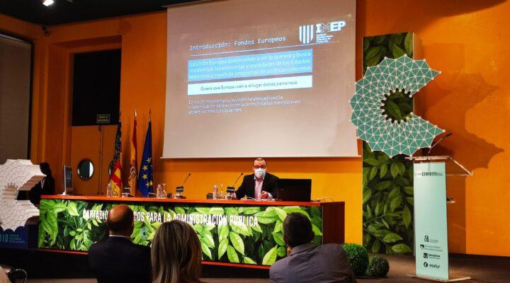 Gonzalo Pardo, director de los Programas Formativos en UE, habla de la importancia de las competencias en la captación y gestión de proyectos europeos