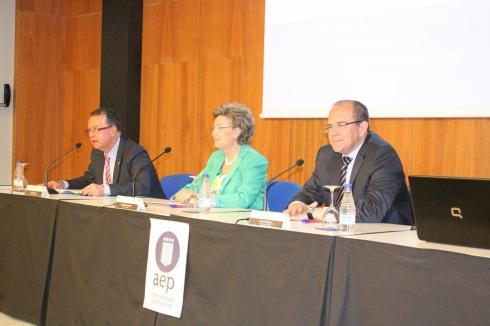 La Delegación Valenciana de la AEP realiza el 2º Foro Interprofesional en Valencia