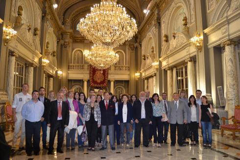 Delegación Valenciana de la AEP - II Foro Interprofesional