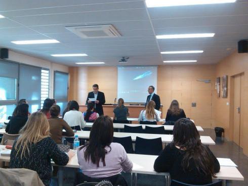 Conferencias de Alto Nivel en las Aulas de IMEP