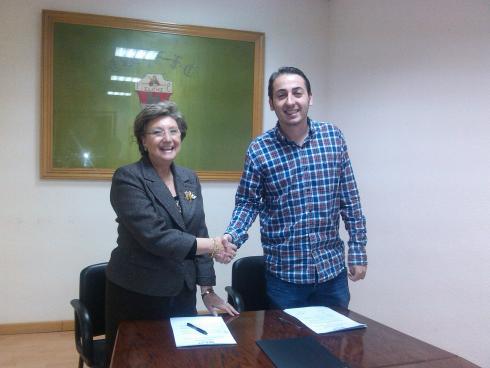 IMEP y el Elche Club de Fútbol firman un Convenio de colaboración
