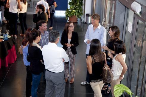 Acto Oficial de Bienvenida al alumnado de IMEP