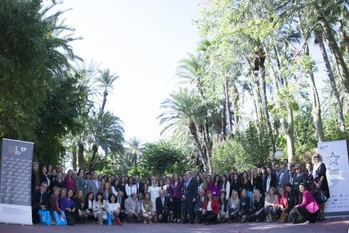 Clausurado con éxito el 2do Encuentro Europeo de Protocolo